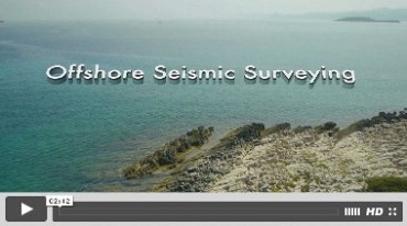 VIDEO: Offshore Seismic Surveying
